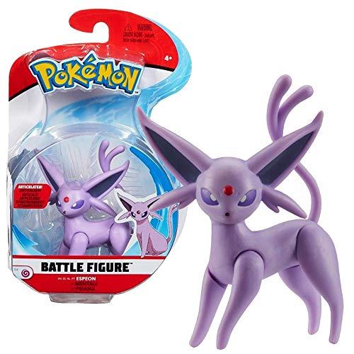 Auswahl Battle Figuren | Pokemon | Action Figur | Spiel-Figur zum Sammeln, Spielfigur:Psiana