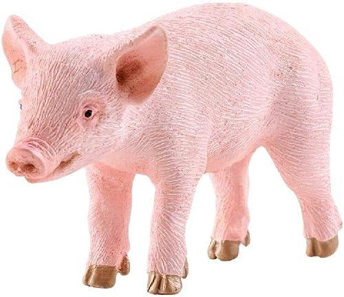 Schleich SC13783 Piglet Standing Figurine