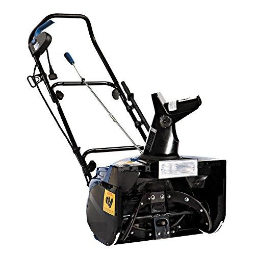 Big Save! Snow Joe SJ623E-RM Electric Single Stage Snow Thrower, 18-Inch, 15 Amp Moto,| Headlights