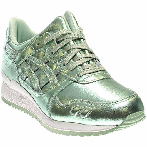 Asics Gel-Lyte Iii Zapatillas de running para hombre, Verde, 8.5 M US