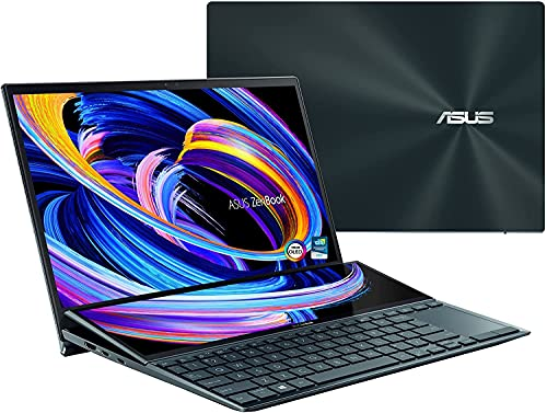 CUK ROG Zephyrus Duo 15 Gaming Notebook (AMD Ryzen 9, 32GB RAM, 2x2TB NVMe SSD (Raid 0), NVIDIA GeForce RTX 3080 10GB…