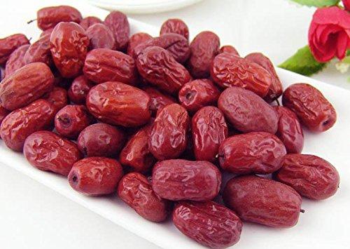 2 livres (908 grammes) fruits séchés jujube de haute qualité