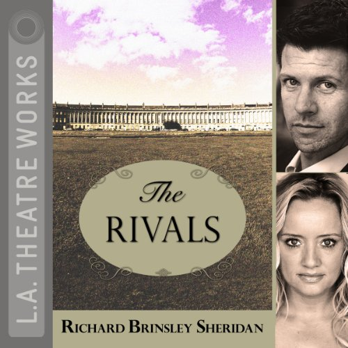 The Rivals audiobook cover art