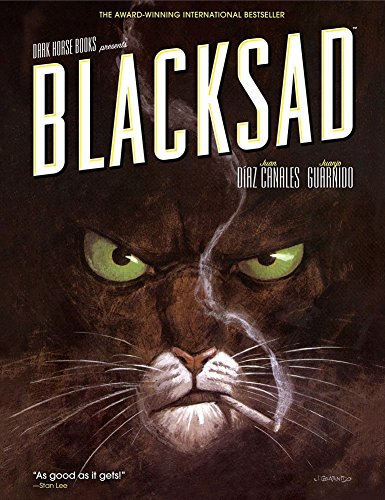 (BLACKSAD) BY CANALES, JUAN DIAZ(AUTHOR)Hardcover Jun-2010