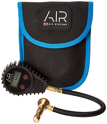 ARB510 ARB Air Systems E-Z Deflator Digital Tire Pressure Gauge With Pouch, All Measurements