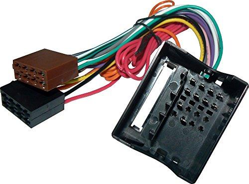 Connettore autoradio a ISO altoparlanti e alimentazione MB Classe A (W169) B (W245) C (W203/204) CLK ML GL VITO V-VIANO VANEO SPRINTER senza AMP
