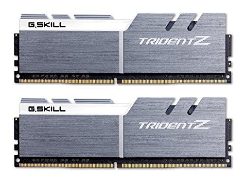 G. Skill F4-3200C16D-16GTZSW Trident Z DDR4-3200MHz CL16-18-18-38 1.35V 16GB (2x8GB)