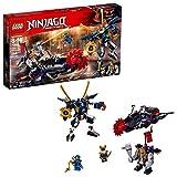 LEGO NINJAGO Killow vs. Samurai X 70642 Building Kit (556 Piece)
