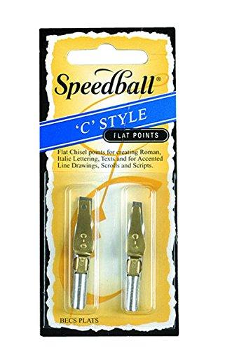 Speedball C0/C1 per Penna, Colore: Argento
