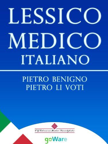 Lessico Medico Italiano