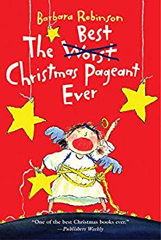 Paperback The Best Christmas Pageant Ever Book