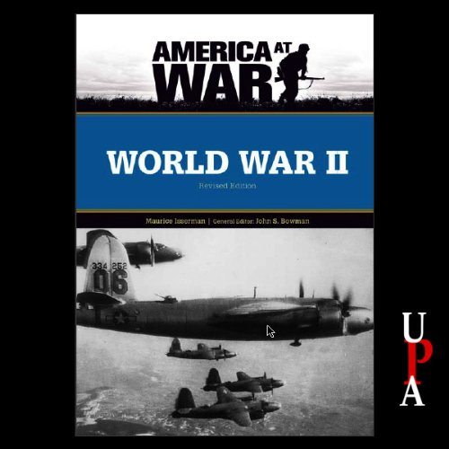 America at War: World War II (Revised Edition) audiobook cover art