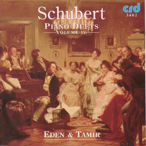 Schubert: Piano Duets Volume IV