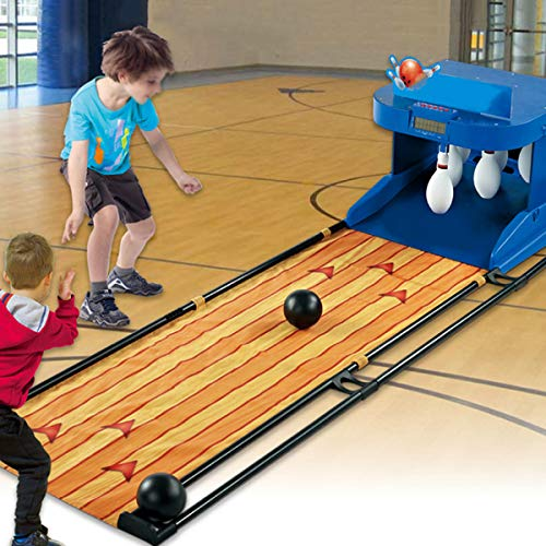 Kids Bowling Set Indoor Bowling Game Outdoor Party Toy,35m