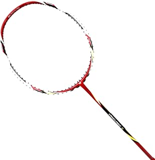 APACS Vanguard 11 Unstrung Badminton Racquet- with Full Cover & Grip