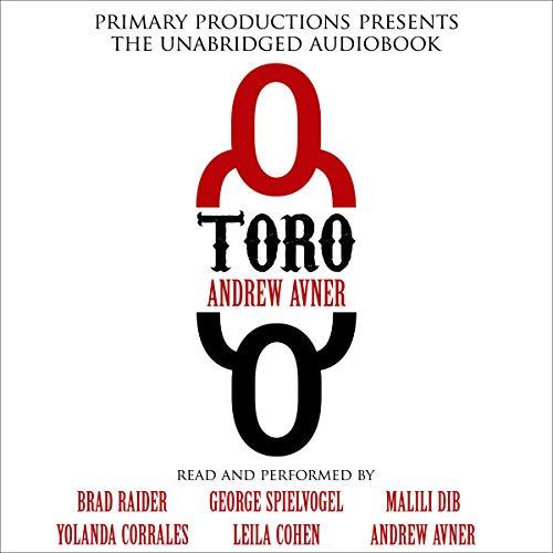 Toro audiobook cover art