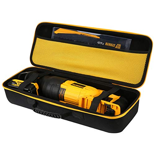 Khanka Hard Tool Case for DEWALT DCS380B/DCS380P1 Cordless Reciprocating Saw