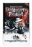 Skulduggery Pleasant: 1 (Detective esqueleto)