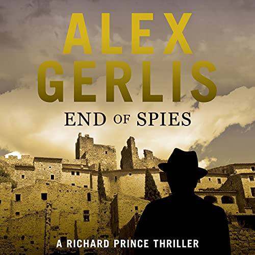 End of Spies cover art