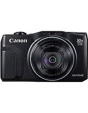 """Canon SX 710 HS - Cámara compacta de 20.3 MP (Pantalla de 3"""", Zoom óptico 30x, estabilizador óptico, Video Full HD), Negro"""