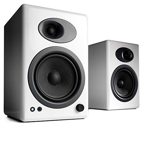 Audioengine A5 Enceintes PC / Stations MP3 RMS 7.5 W