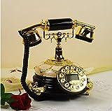 Continental teléfono antiguo teléfono de casa teléfono fijo retro teléfono