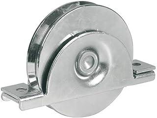 Chiloskit Roulette de portail coulissante tr/ès r/ésistante en V 3 cm