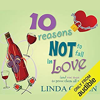 10 Reasons Not to Fall in Love audiobook cover art