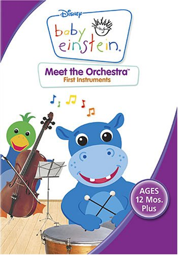 Baby Einstein - Meet the Orchestra - First Instruments