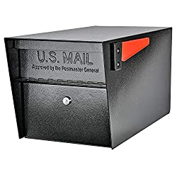 Mail Boss 7506 – The Best Curbside Locking Mailbox