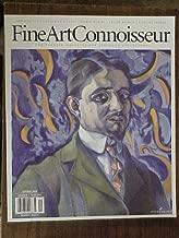 Fine Art Connoisseur Magazine October 2008 Single Back Issue