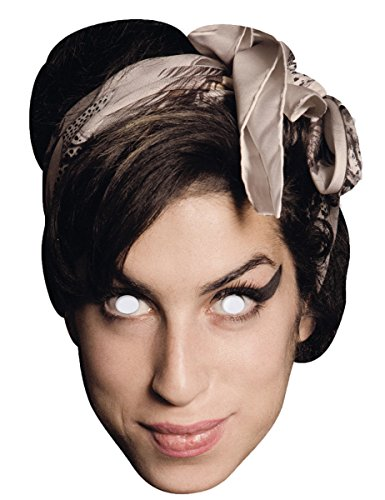 Generique - Masque Carton Amy Winehouse