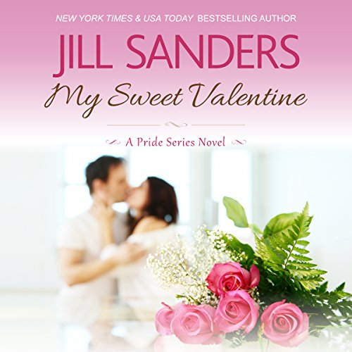 My Sweet Valentine  audiobook cover art