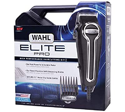 Elite Pro High Performance Haircutting Kit by Wahl