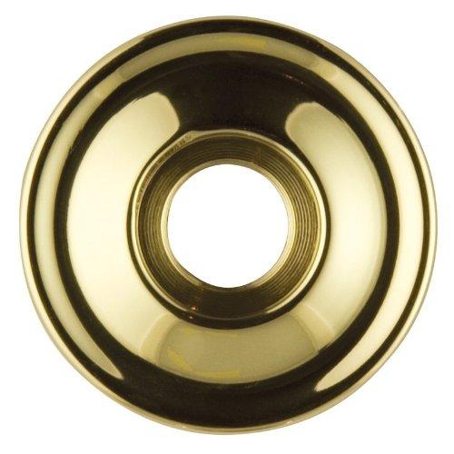 Baldwin 5017.003.I Classic Rosette, Lifetime Brass