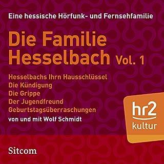 Die Familie Hesselbach, Vol. 1 Titelbild
