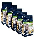 Dehner Premium Nagerfutter, Rattenfutter, 5 x 750 g (3.75 kg)