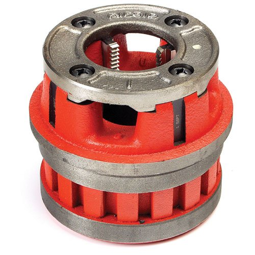 Ridgid 37035 Hand Threader Die Head for Model Number- 11R, Alloy, Right Hand, 3/8-Inch