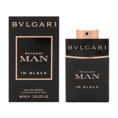 Bvlgari Man in Black Eau de Parfum, Uomo, 60 ml