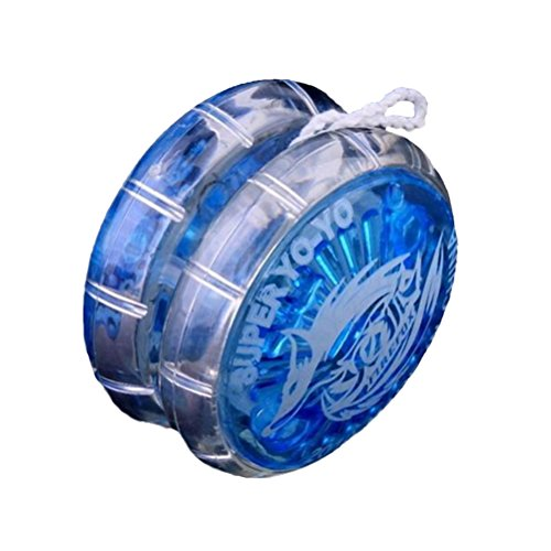 TOYMYTOY YoYo Spielzeug Kunststoff Jo-Jo Ball mit String Geburtstag Party Favors Preise zufällige Farbe