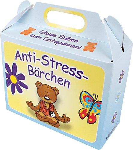 BärenBande Süßer Koffer Anti-Stress mit 75g Gummibärchen