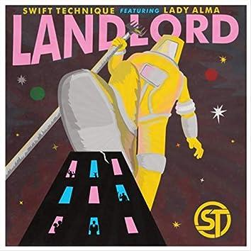 Landlord (Radio Edit) [feat. Lady Alma]