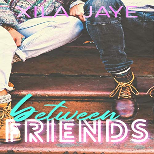 Between Friends audiobook cover art