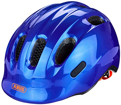 ABUS Smiley 2.1, Casco Unisex-Bambino, Blu (Sparkling Blue), S