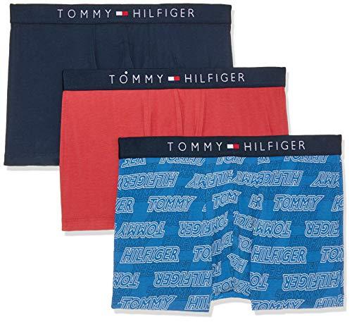 Tommy Hilfiger koffer met logo voor heren