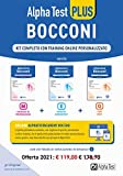 Alpha Test plus. Bocconi. Kit completo con training online personalizzato