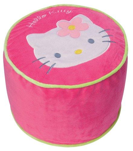Hello Kitty - 711188 - Ameublement et Décoration - Pouf Gonflable