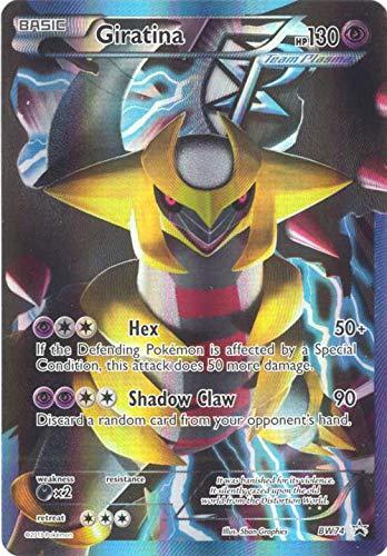 Pokemon - Giratina (BW74) - BW Black Star Promos - Holo