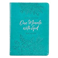 Devotional Luxleather One-Minute with God for Women
