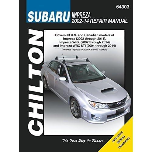 2006 subaru impreza sti workshop service manual